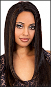 "BOBBI BOSS Lace Front Wig MHLF-H, Premium Human Hair wig, in stock  <font color = ""#660000"">(on sale, $169.99) </font color = ""#660000"">"