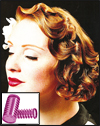 '30s Fake Bob with Feminine Curls and Curves - with Small Hot Rollers