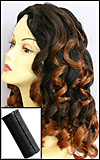 "Perm Large Curls - with 1 ¼"" (3.1 cm) Diameter Large Rod"