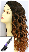 Deep Wave Hair Style - with deep waver