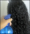 How to Wash Your Wavy & Curly Hair Wigs