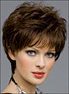Envyhair wig Aubrey, Mono top hand-tied sides and back wig