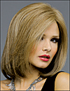 Envyhair wig Lynsey, Mono top lace front wig (color shown dark blonde)