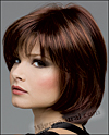 Envy mono top wig Haley (color shown cinnamon raisin)