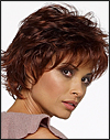 "Envy open top wig Alyssa (color shown dark red) <font color = ""#660000"">(sales price $69.00) </font color = ""#660000"">"