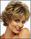 "Envy open top wig Victoria (color shown toasted sesame) <font color = ""#660000"">(sales price $69.00) </font color = ""#660000"">"