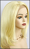 Lace Front Wig, BOBBI BOSS Front Lace wig Suti, Premium Fiber Hair, color #613