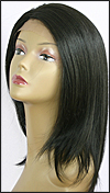 Lace Front Wig, BOBBI BOSS Front Lace wig Suti, Premium Fiber Hair, color 1B