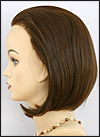 Lace Front Wig HRH LACE WIG 11, Hollywood Remy hair wig, color #4