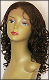 Origins Wig Big Bottom Curl, Indian Remy human hair, lace front wig