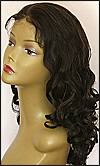 Origins Wig Beyonce Curl, Indian Remy human hair, lace front wig