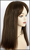 "Human hair wig June, Magic Touch Collection <font color = ""#660000"">(sales $39) </font color = ""#660000"">"