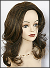 "Human hair wig H XEENA, SEPIA Wig Collection  <font color = ""#660000"">($59.99) </font color = ""#660000"">"