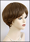 Human hair wig H VIVA, SEPIA Wig Collection