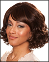 "Human hair blend wig HB SENSE,  SEPIA Love it wig collection <font color = ""#660000"">($29.99) </font color = ""#660000"">"