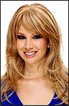 Human hair blend wig HB MISTRESS, SEPIA Love it wig collection