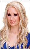 SEPIA Lace Front Wig YVONNE, Heat-Resistant Synthetic Fiber, in stock
