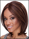 SEPIA Lace Front Wig OMEGA, Heat-Resistant Synthetic Fiber, in stock