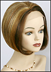 Lace Front Wig, BOBBI BOSS Front Lace Wig Dee, Premium Fiber Hair, color SF2729