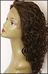 Sister Lace Front Wig HRH-LACE WIG ASHANTI, Remy human hair wig, color #4