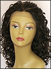 Sister Lace Front Wig HRH-LACE WIG ASHANTI, Remy human hair wig, color F1B/30