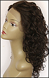 Sister Lace Front Wig HRH-LACE WIG ASHANTI, Remy human hair wig, color #2