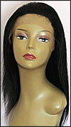 Lace Front Wig HRH-LACE WIG BOHEMIAN, SISTER Remy Human Hair wig, color #1