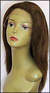 Lace Front Wig HRH-LACE WIG BOHEMIAN, SISTER Remy Human Hair wig, color #4