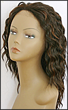 Lace Front Wig, BOBBI BOSS Premium Fiber Hair, style Front Lace Hot Pink, color FS4/30