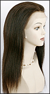 Lace Front Weave, REMY Human Hair, Hollywood brand, style REMY-LFW-KIMORA, color #2