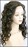 Lace Front Wig, BOBBI BOSS Premium Fiber Hair, style Front Lace Red, color F4/30