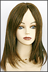 Monofilament wig, Remy hair HR-REMY EVA, color F1B/30, Hollywood mono wigs