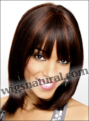 Monofilament wig, Remy hair, style HR-REMY For You, Hollywood mono wigs