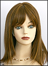 Monofilament wig, Remy hair HR-REMY For You, color F4/30, Hollywood mono wigs