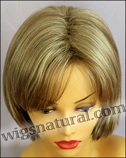 Envy open top wig Sheila, color shown dark blonde