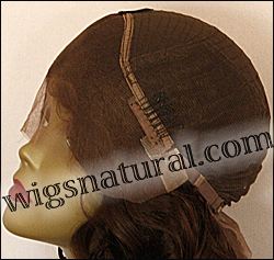 Origins Wig Big Bottom Curl, Indian Remy human hair lace front wig, style OW-bigBottomCurl-4, color #4