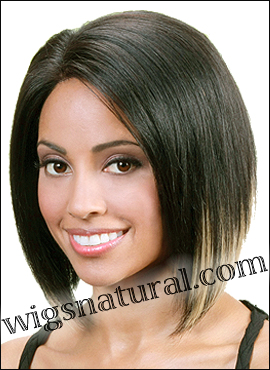 BOBBI BOSS Lace Front Wig MHLF-A, Premium Human Hair wig