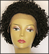 Lace Front Wig, BOBBI BOSS Lace Front Wig MHLF-C, color 1B
