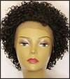 Lace Front Wig, BOBBI BOSS Lace Front Wig MHLF-C, color 2