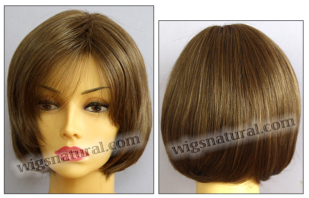 Envy open top wig Sheila, color shown light brown