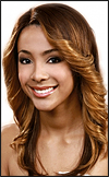 Lace front wig, BOBBI BOSS Lace Front Wig MHLF-E, Premium REMY human hair, color TTHL4/16