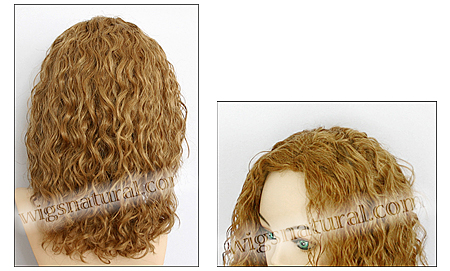 Human hair wig MTH3009, color #27, Magic Touch Collection