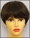 Envy mono top wig JoAnne, color shown medium brown