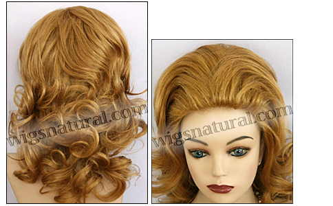 Human hair wig H XEENA, SEPIA Wig Collection, color #27