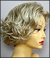 Envy lace front wig Norma, color shown light blonde