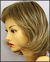 Envy lace front wig Barbie, color shown frosted