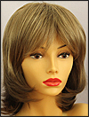 Envy lace front wig Barbie, color shown mocha frost