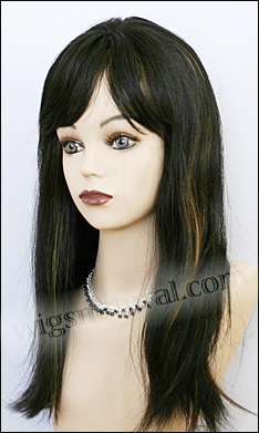 Human hair wig Rosemary, color FS1Bx27, Magic Touch Collection
