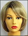 Envy open top wig Sheila, color shown sparkling champagne