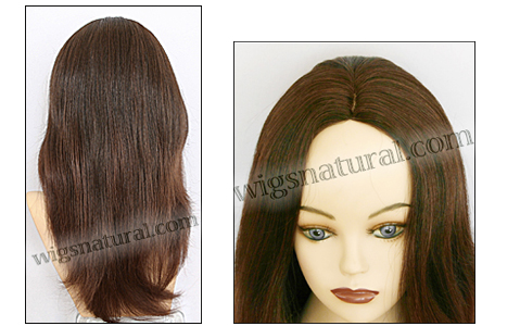 Human hair wig HH855, color T1B/33, HairSense wig, Secret Collection